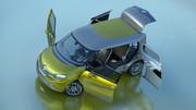 Concept-car Renault Frendzy !