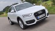 Essai Audi Q3 2.0 TDI 140 ch & Quattro 177 ch : Un joli ptit Q