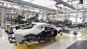 Visite de l'usine Lamborghini Sant'Agata Bolognes (Italie) : Taureau-Magie