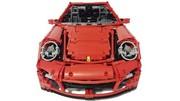 Une Porsche 911 en Lego plus vraie que nature