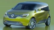 Salon Francfort 2011 : Renault Frendzy Concept