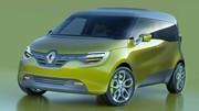 Renault Frendzy : Pour la famille et le boulot !
