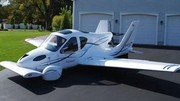 Terrafugia Transition : la voiture-avion atterrira en 2012