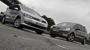 Essai Ford Galaxy 2.2 TDCi 200 ch vs Volkswagen Sharan 2.0 TDI 170 ch : Gros porteurs