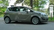 Essai Opel Meriva 1.7 CDTi : Boîte à malices!