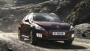 Peugeot 508 RXH : carrosserie SW, technologie HYbrid4