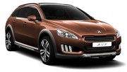 Peugeot 508 RXH : L'appel des sommets