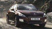 "Peugeot 508 RXH : déclinaison ""all-road"""