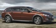 Peugeot 508 RXH : Audi soit qui mal y pense