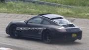 Porsche 911 Targa 2012