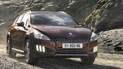 Peugeot 508 RXH : L'art de la citation