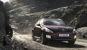 Peugeot 508 RXH : Baroudeur, mais à l'esprit éco !