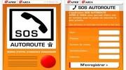 Application iPhone : SOS Autoroute