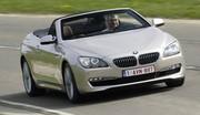 Essai BMW 640i Cabrio