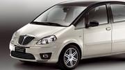 Lancia Musa 2011 : Légères évolutions