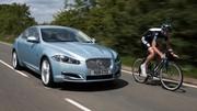 Jaguar sur le Tour de France 2011