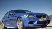 Nouvelle BMW M5 : 560 ch !