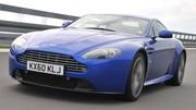 Essai Aston Martin V8 Vantage S 4.7 436 ch : Pures sensations