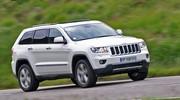 Essai Jeep Grand Cherokee 3.0 Overland CRD : plus d'une flèche à son arc
