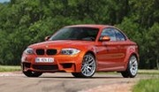 Essai BMW Serie 1 Coupé : la BMW 1M sur circuit