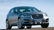 SUV Jaguar : Extension par le haut