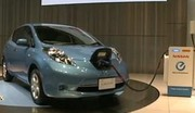 "Nissan ""recycle"" les batteries de VE"