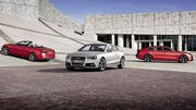 Audi A5 et S5 : un rafraîchissement estival avant Francfort