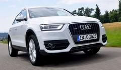 Essai Audi Q3 2.0 TDI 140 ch : comme un grand