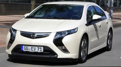 Essai Opel Ampera Cosmo Pack : la voiture du futur !