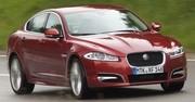 Essai Jaguar XF restylée 2.2 Diesel : Déroger sans déchoir