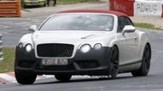 Bentley Continental GTC restylée : Place au plein air