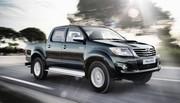 Toyota Hilux : des retouches
