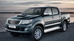Changement de proue pour le Toyota Hilux