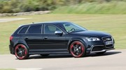 Essai Audi RS3 Sportback 5 cylindres TFSi turbo 340 ch : bouquet final