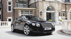 Essai Bentley Continental GT