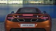 McLaren réagit : quelques ajustements de dernière minute pour la MP4-12C