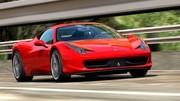 Ferrari 458 Italia Spyder : un toit rétractable révolutionnaire