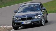 Essai BMW Serie 1 : Deuxième série !