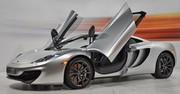 McLaren MP4-12C : déjà des modifications