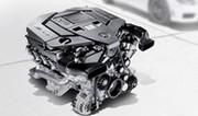 Future Mercedes SLK 55 AMG : Coup de zoom sous le capot