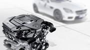 Mercedes SLK55 AMG : 422 chevaux et moins 200g de CO2