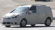 Renault Scénic 2011 : le restylage en approche