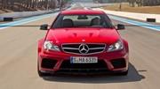 Mercedes-Benz C63 AMG Coupé Black Series : toujours plus