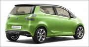 Salon de Jakarta : Daihatsu A-Concept, un monospace très compact à venir