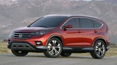 Honda présente le premier visuel du CR-V Concept