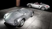 Porsche 550 Spyder : retour confirmé !