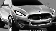 Un concept de SUV Maserati à Francfort
