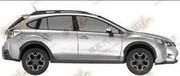 Subaru XV : premières images de la version de série