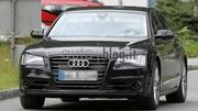 L'Audi S8 à nue