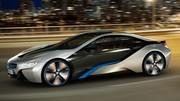 BMW i8 Concept : Sport hors normes